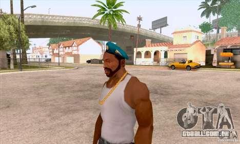 Boina no ar para GTA San Andreas segunda tela