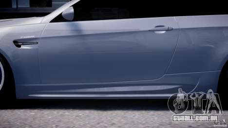 BMW M3 Hamann E92 para GTA 4