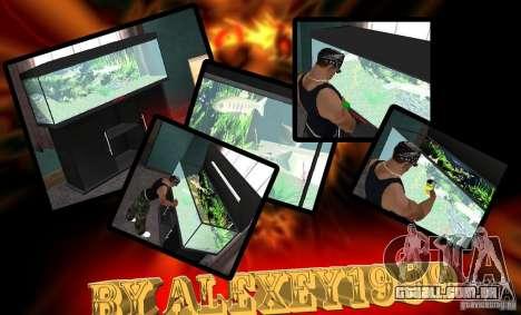 Aquário para GTA San Andreas