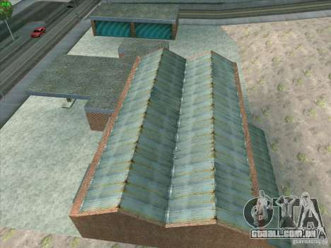 Nova garagem em Doherty para GTA San Andreas oitavo tela