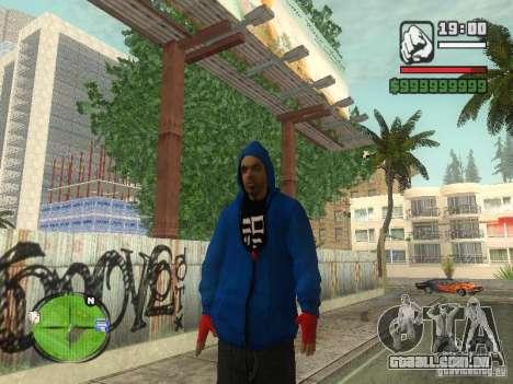 RunMan para GTA San Andreas