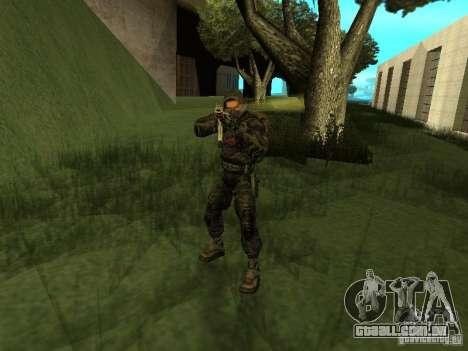 Membro considera de STALKER para GTA San Andreas terceira tela