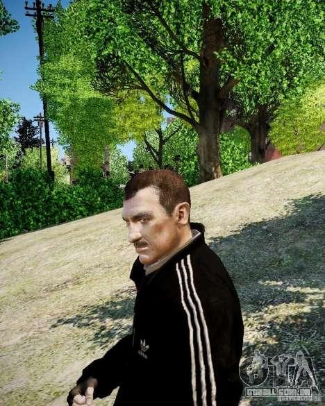 Old Niko para GTA 4 segundo screenshot