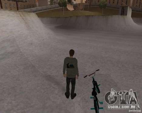 Tony Hawk para GTA San Andreas quinto tela