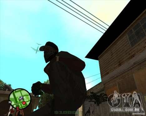 Dispositivo de visão noturna óculos de Splinter  para GTA San Andreas