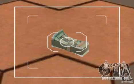 Novo dinheiro bielorrusso para GTA San Andreas segunda tela