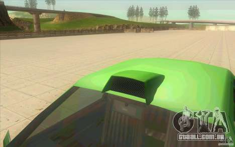 Mad Drivers New Tuning Parts para GTA San Andreas terceira tela
