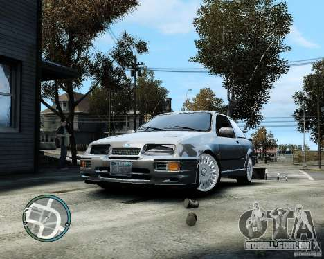 Ford Sierra RS500 Cosworth v1.0 para GTA 4