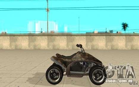 Powerquad_by-Woofi-MF pele 5 para GTA San Andreas esquerda vista