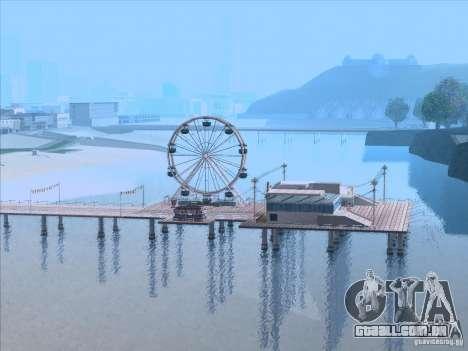ENB Series v1.5 Realistic para GTA San Andreas décimo tela