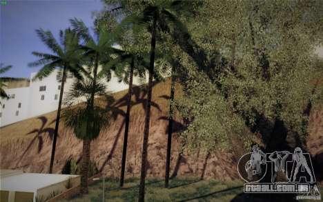 CreatorCreatureSpores Graphics Enhancement para GTA San Andreas quinto tela