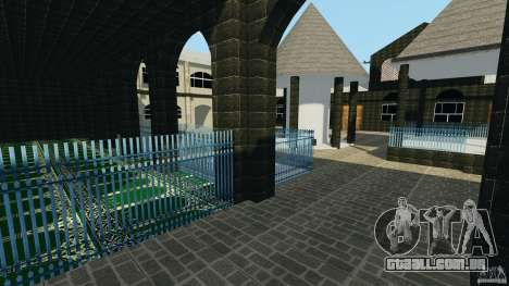 Grand Mosque of Diyarbakir para GTA 4 por diante tela