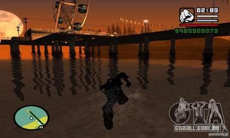 ENBSeries 0,075 (só água) para GTA San Andreas nono tela