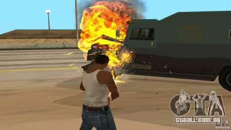 Bônus coletores v 1.2 para GTA San Andreas segunda tela