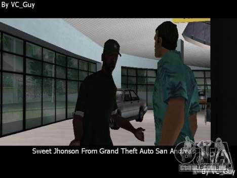 SA Characters para GTA Vice City quinto tela