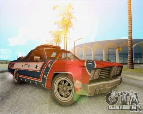 Trailblazer from FlatOut2 para GTA San Andreas