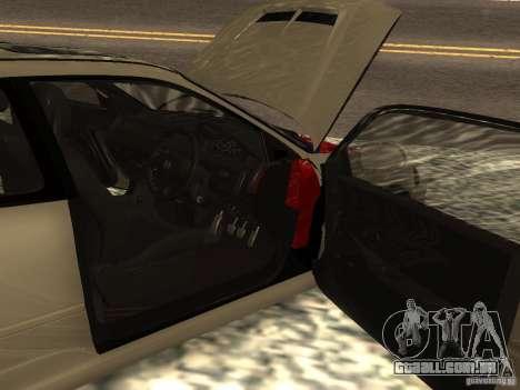Honda Civic EG6 JDM para GTA San Andreas vista direita