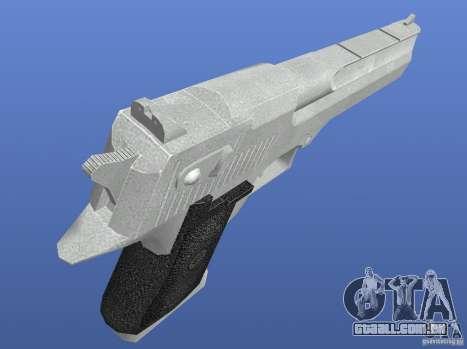 Silver Deagle para GTA 4 terceira tela