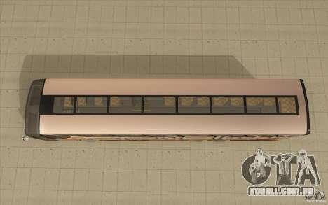 Design-X6-Public Beta para GTA San Andreas vista direita