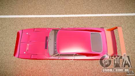 Dodge Charger Daytona 1969 [EPM] para GTA 4 vista direita