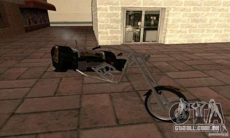 Trike para GTA San Andreas