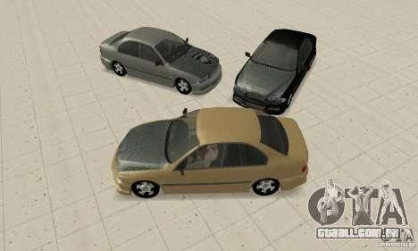 Bmw 528i para GTA San Andreas