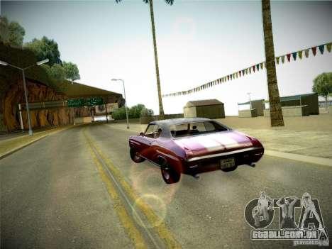 IG ENBSeries for low PC para GTA San Andreas segunda tela