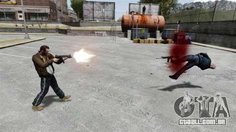 Destruidor de MP5 para GTA 4 terceira tela