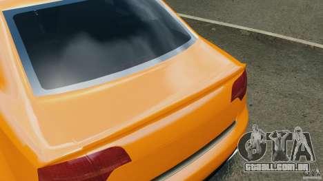 Audi RS4 EmreAKIN Edition para GTA 4 rodas