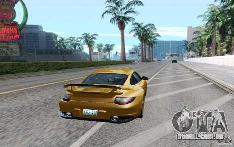 Advanced Graphic Mod 1.0 para GTA San Andreas quinto tela
