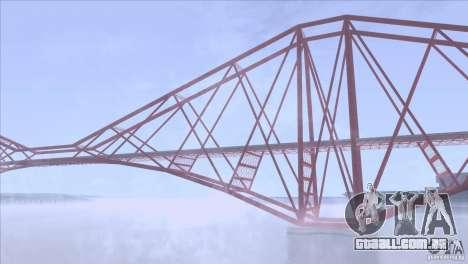 BM Timecyc v1.1 Real Sky para GTA San Andreas décimo tela