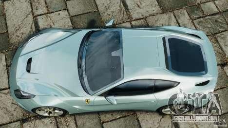 Ferrari F12 Berlinetta 2013 [EPM] para GTA 4 vista direita