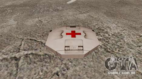 Nova caixa de cache Kit Halo para GTA 4 segundo screenshot