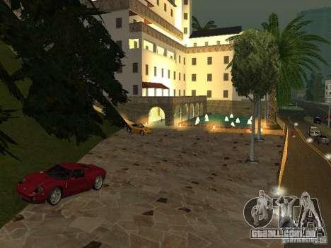 Mega Cars Mod para GTA San Andreas segunda tela