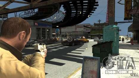 Uzi Skin para GTA 4 segundo screenshot