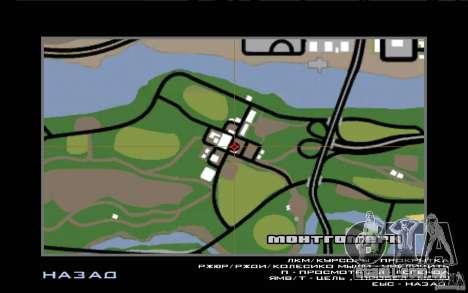Fábrica de Coca-Cola para GTA San Andreas quinto tela
