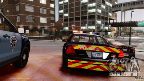 Emergency Lighting System v7 para GTA 4 terceira tela