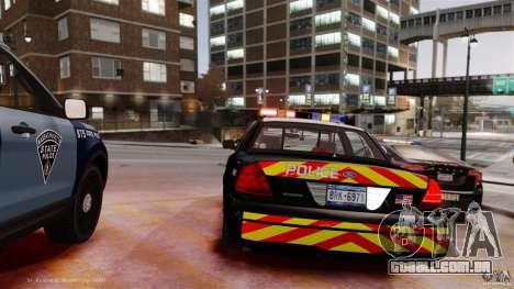 Emergency Lighting System v7 para GTA 4 terceira tela