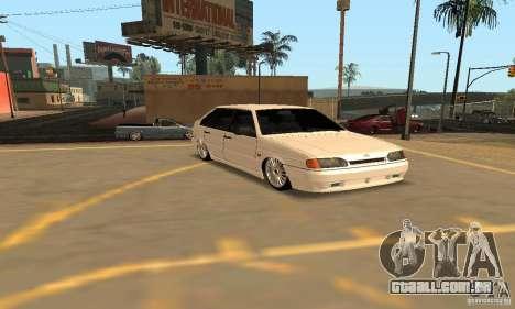 Estilo de Dag 2114 Ваз para GTA San Andreas