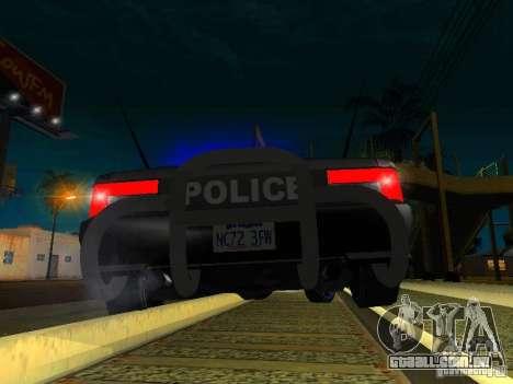 San-Fierro Sultan Copcar para vista lateral GTA San Andreas