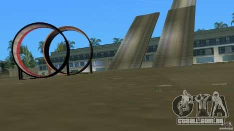 Stunt Dock V2.0 para GTA Vice City por diante tela
