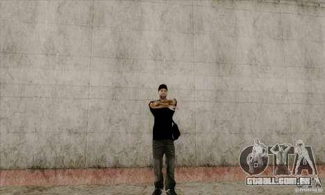 Pele na Bmydrug para GTA San Andreas por diante tela