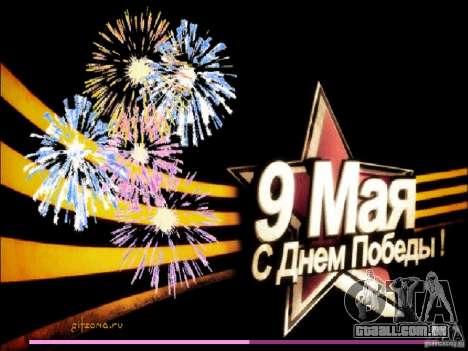 Tela de boot, 9 de maio para GTA Vice City terceira tela