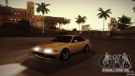 Nissan Silvia S14 Zenk para GTA San Andreas