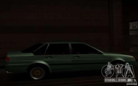 Ford Versailles 1992 para GTA San Andreas traseira esquerda vista