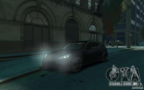 Hyundai Genesis HKS v1.1 para GTA 4