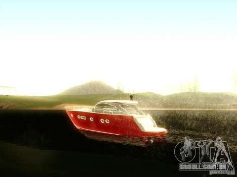 ENBSeries by muSHa para GTA San Andreas segunda tela