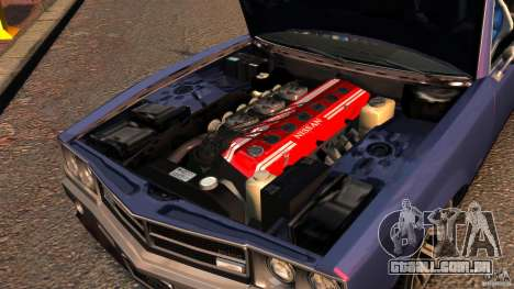New Sabre GT para GTA 4 vista direita