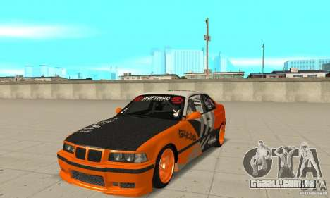 BMW Alpina B8 WideBody para GTA San Andreas