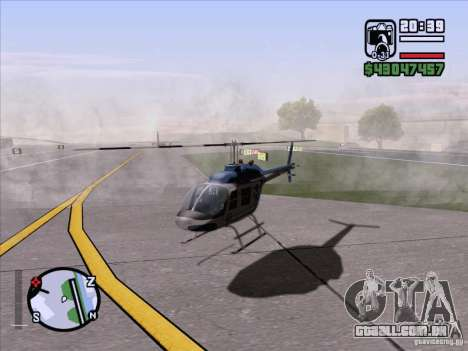 ENB Series v1.5 Realistic para GTA San Andreas terceira tela